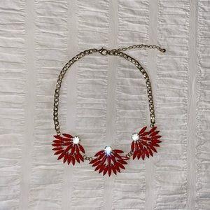 2/$20 🌷 Aldo coral necklace